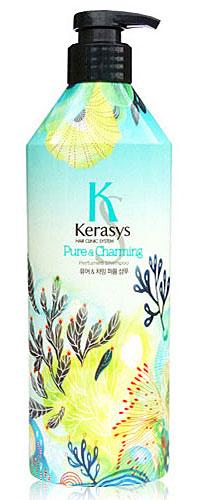 Kerasys Шампунь для волос Perfumed. Шарм, 600 мл992722Специально разработанная формула для сухих и ломких волос,мгновенно увлажняет и восстанавливает структуру волос по всей длине. Волосы обретают жизненную силу, блеск и шелковистость. Содержит пантенол (провитамин В5), экстракты белой лилии и гардении.Аромат: чистый и свежий, словно прохлада раннего весеннего утра. Придаст Вам невероятный шарм и неповторимое очарование. Парфюмерная композиция:Начальная нота: бергамот, мандарин, зеленый мандарин.Средняя нота: ландыш, цветы персика, розовая роза.Нижняя нота: кедр, мускус, кардамон. Характеристики:Объем: 600 мл. Артикул: 992722. Производитель: Корея. Товар сертифицирован.