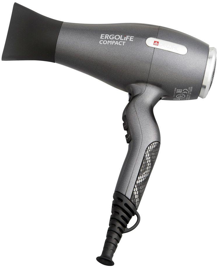 Dewal 03-002 ErgoLife Compact, Grafit фен - Фены