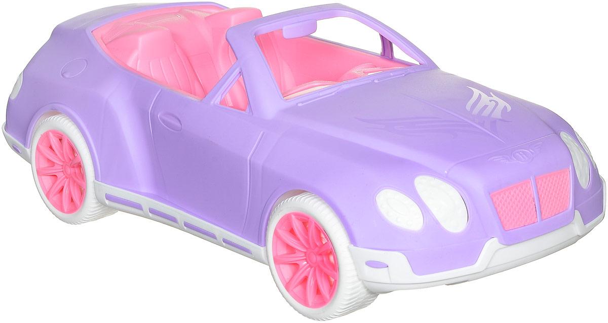 Нордпласт Кабриолет Нимфа цвет сиреневый розовый