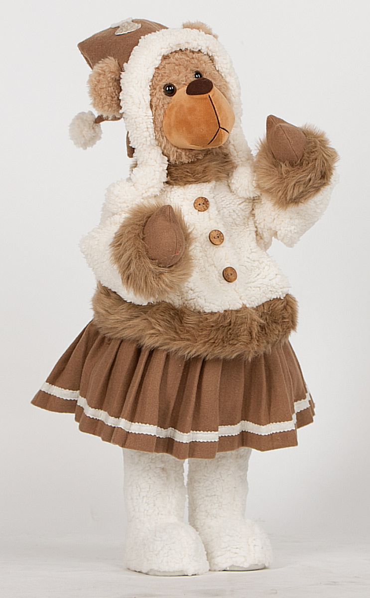 Кукла Estro, высота 70 см. C21-281032C21-281032Кукла создана вручную, неповторима и оригинальна.Порадуйте своих друзей и близких этим замечательным подарком!