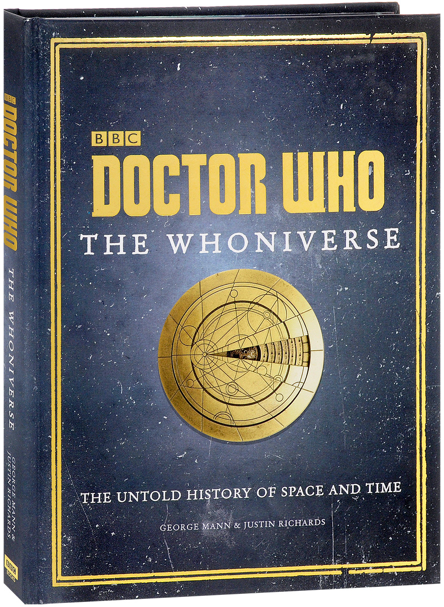 Doctor Who: The Whoniverse: The Untold History of Space and Time the heir