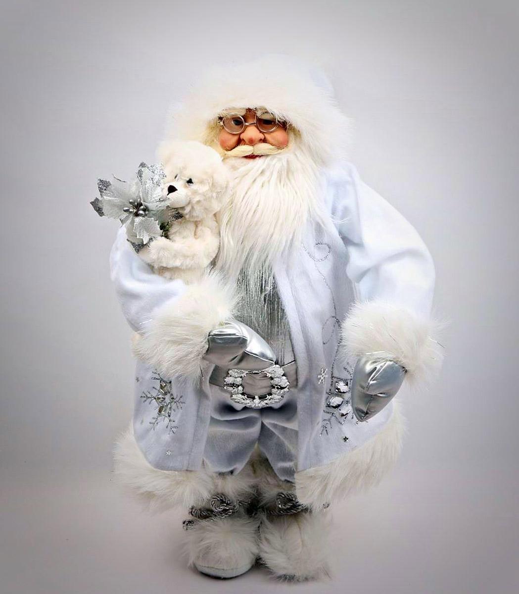 Кукла ESTRO, цвет: белый, диаметр 45 см. C21-181105G16323Кукла создана вручную, неповторима и оригинальна.Порадуйте своих друзей и близких этим замечательным подарком!