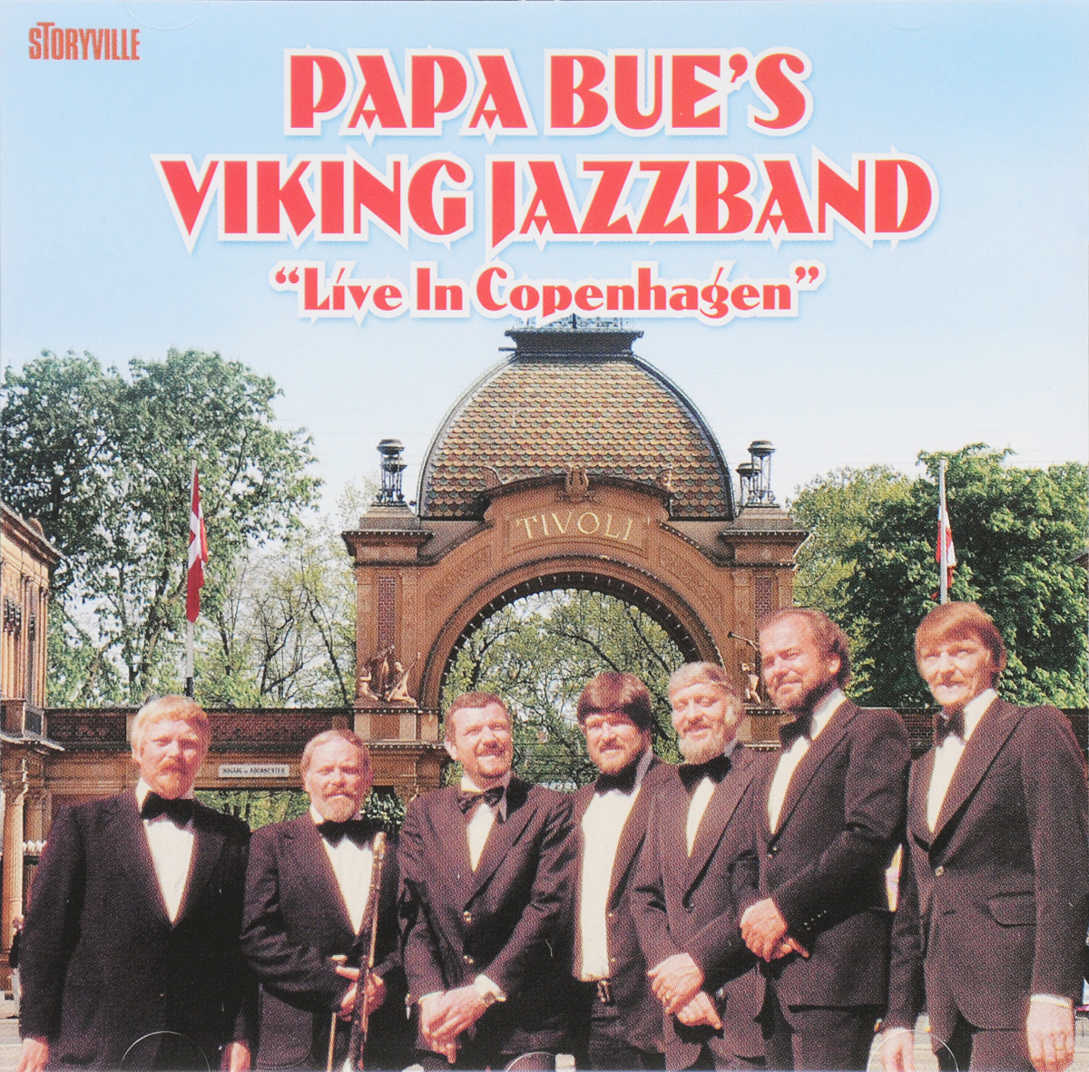 Papa Bue's Viking Jazz Band Papa Bue's Viking Jazzband. Live In Copenhagen viking кроссовки cascade ii gtx viking для девочки