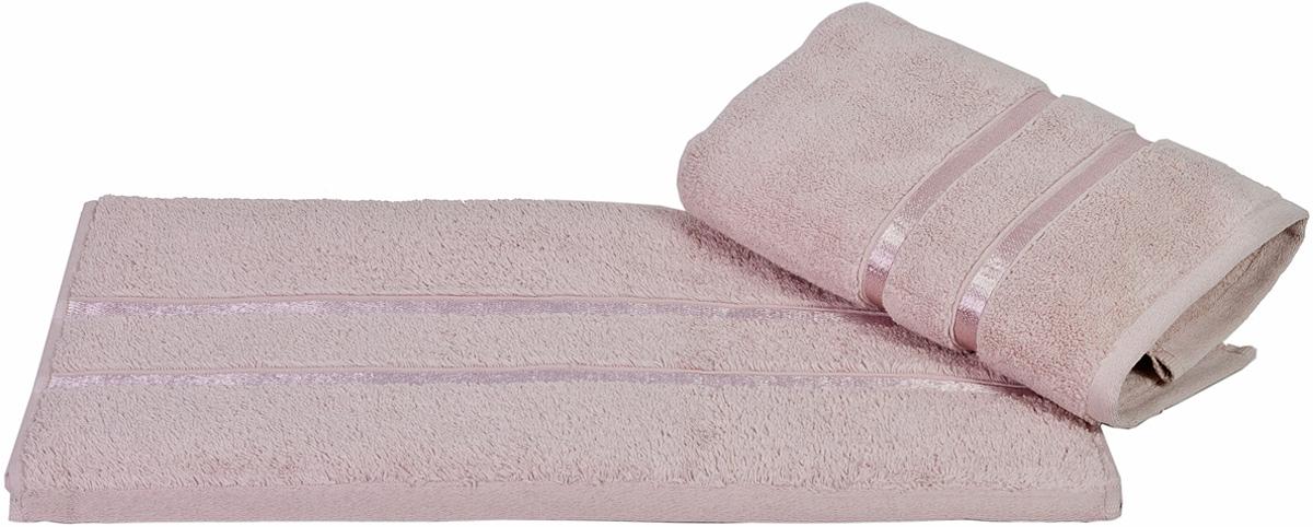 Полотенце Hobby Home Collection Dolce, цвет: светло-лиловый, 100 х 150 см полотенца oran merzuka полотенце sakura цвет светло лиловый набор