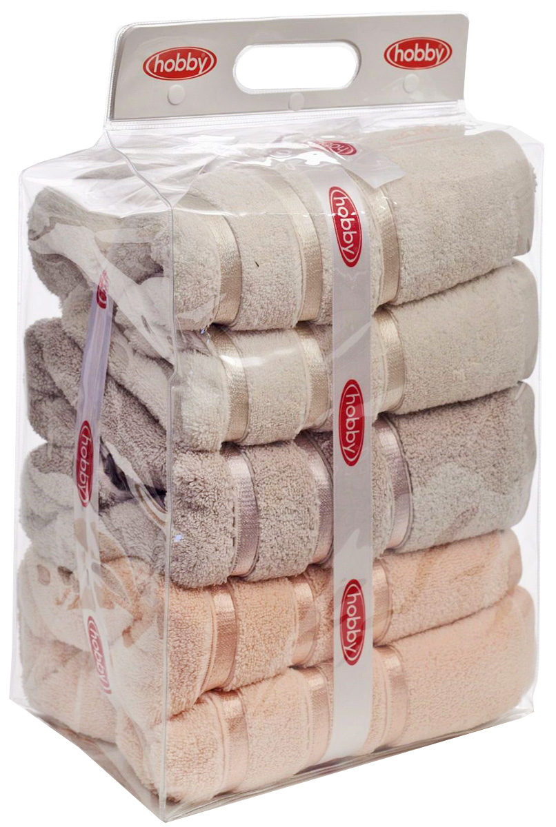 Набор полотенец Hobby Home Collection Dolce, цвет: светло-желтый, светло-лиловый, персиковый, 70 х 140 см, 3 шт1501000423Полотенце Hobby Home Collection Dolce выполнено из махровой ткани. Благородный тон создает уют и подчеркивает лучшие качества ткани. Полотенце Hobby Home Collection Dolce станет достойным выбором для вас и приятным подарком для ваших близких.
