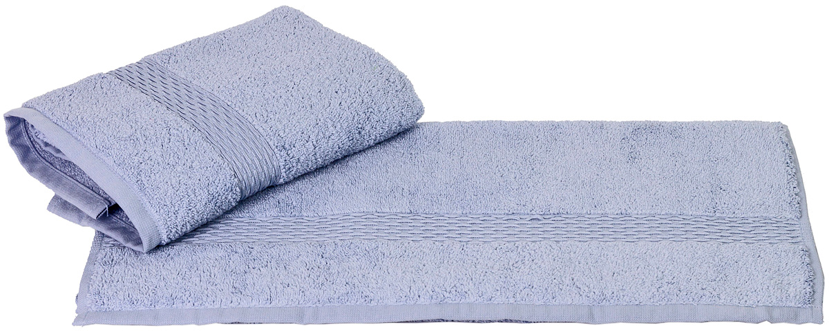 Полотенце Hobby Home Collection Firuze, цвет: голубой, 50 х 90 см1501000461Полотенце Hobby Home Collection Firuze выполнено из 100% хлопка. Изделие отлично впитывает влагу, быстро сохнет, сохраняет яркость цвета и не теряет форму даже после многократных стирок.Такое полотенце очень практично и неприхотливо в уходе. А простой, но стильный дизайн полотенца позволит ему вписаться даже в классический интерьер ванной комнаты.