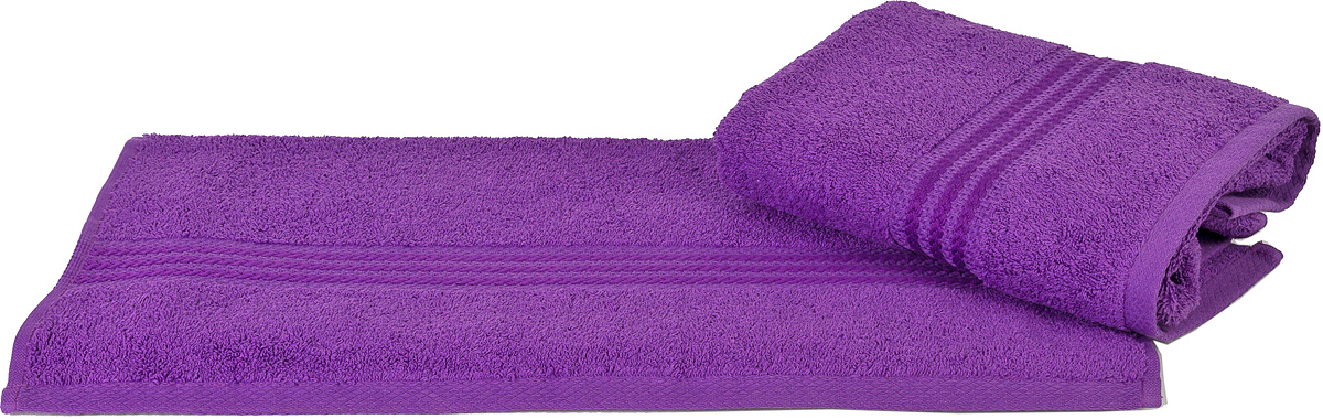 Полотенце Hobby Home Collection Rainbow, цвет: лиловый , 50 х 90 см1501000537Полотенце Hobby Home Collection Rainbow выполнено из 100% хлопка. Изделие отлично впитывает влагу, быстро сохнет, сохраняет яркость цвета и не теряет форму даже после многократных стирок. Такое полотенце очень практично и неприхотливо в уходе. А простой, но стильный дизайн полотенца позволит ему вписаться даже в классический интерьер ванной комнаты.