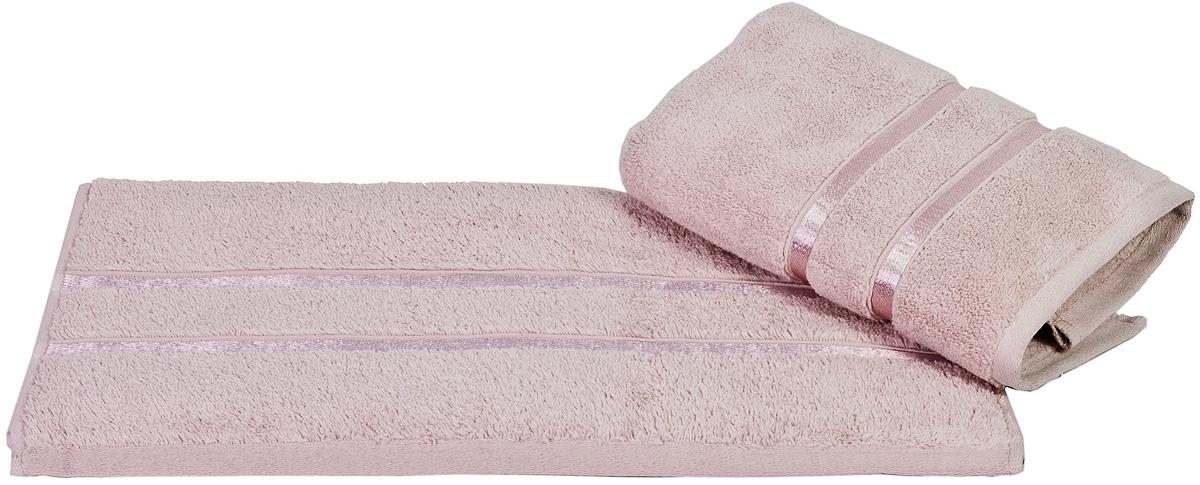 Полотенце Hobby Home Collection Dolce, цвет: светло-лиловый, 30 х 50 см полотенца oran merzuka полотенце sakura цвет светло лиловый набор