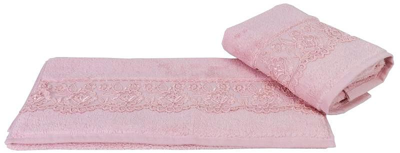 Полотенце махровое Hobby Home Collection Sidelya, цвет: розовый, 50х90 см1501001028Полотенца марки Хобби уникальны и разрабатываются эксклюзивно для данной марки. При создании коллекции используются самые высокотехнологичные ткацкие приемы. Дизайнеры марки украшают вещи изысканным декором. Коллекция линии соответствует актуальным тенденциям, диктуемым мировыми подиумами и модой в области домашнего текстиля.