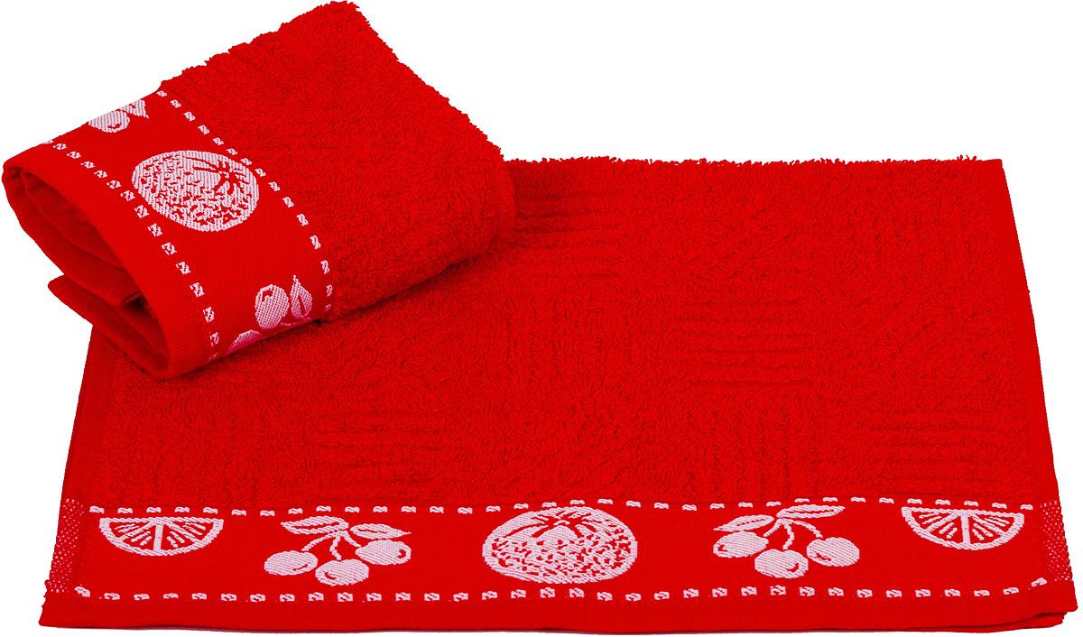 Полотенце кухонное Hobby Home Collection Meyve Bahcesi, цвет: красный, 30 х 30 см1501001183Кухонное полотенце Hobby Home Collection Meyve Bahcesi выполнено из высококачественного 100% хлопка и предназначено для использования на кухне или в столовой. Такое полотенце станет отличным вариантом для практичной и современной хозяйки.