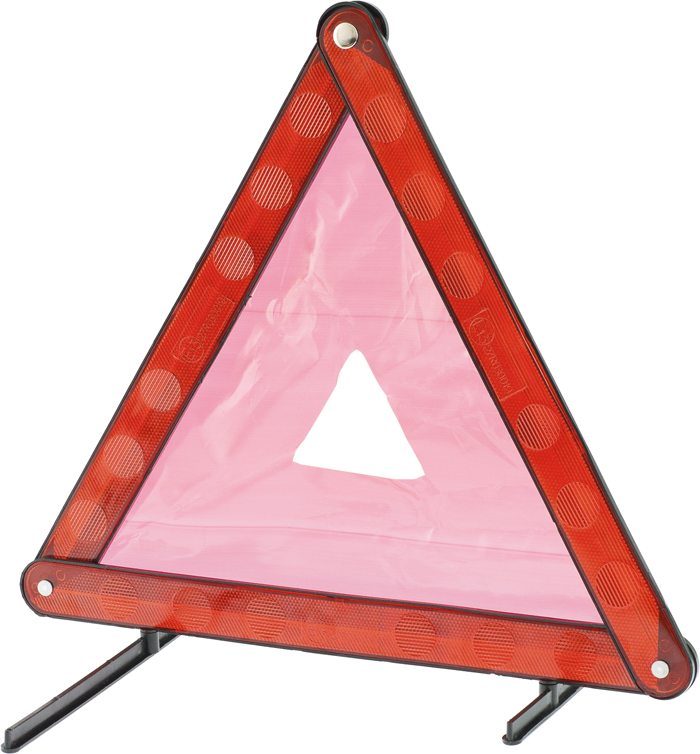 Знак аварийной остановки Stels, с чехлом, 35 х 45 х 33 см
