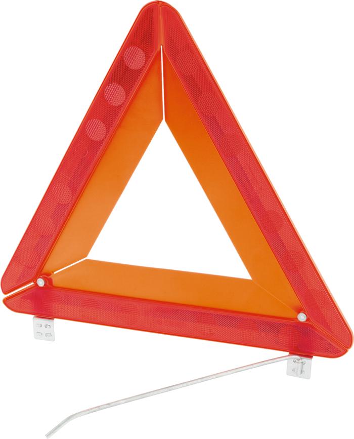 Знак аварийной остановки Stels, усиленный, с чехлом, 31 х 45 х 33 см54916Знак аварийной остановки Stels используется для выставления на проезжую часть при ДТП и предупреждения других участников дорожного движения об опасном участке. Эффективен даже в ночное время суток благодаря светоотражающим вставкам. Изделие имеет усиленное металлическое основание. Знак поставляется в пластиковом чехле.