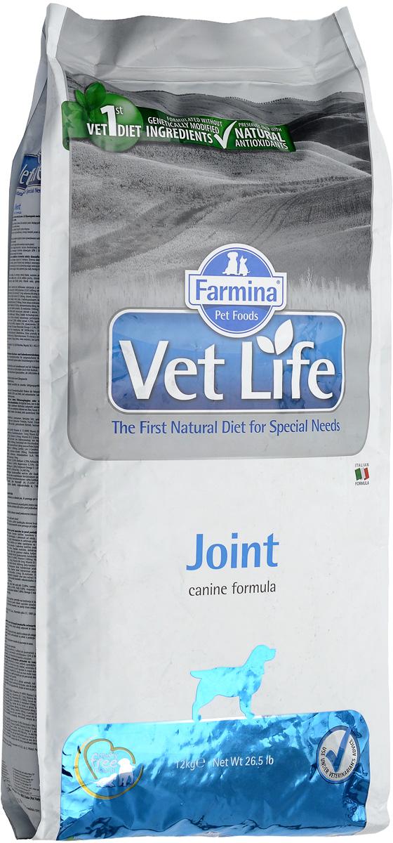 Фото - Корм сухой Farmina Vet Life, для собак с заболеваниями опорно-двигательного аппарата, диетический, 12 кг корм сухой royal canin vet mobility mc 28 для кошек при заболеваниях опорно двигательного аппарата 500 г