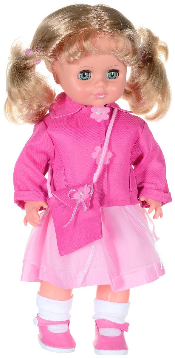 Весна Кукла озвученная Инна цвет одежды розовый светло-розовый весна кукла озвученная оля цвет одежды белый розовый голубой