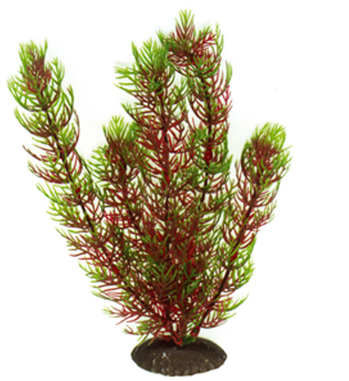 Искусственное растение для аквариума Dezzie, 20 см. 5602026 растение для аквариума barbus амбулия пластиковое высота 20 см