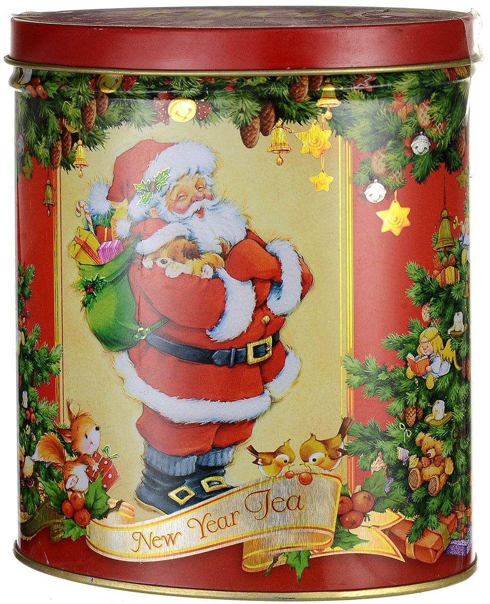 Maitre чай черный крупнолистовой Санта Клаус, 100 г le maitre uv bubble fluid 5 litres
