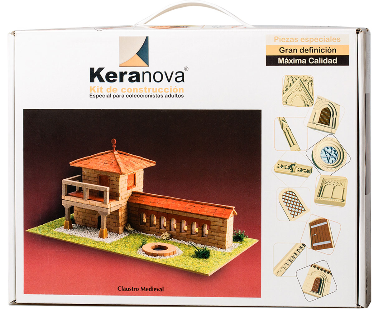 Keranova Конструктор Монастырский дворик
