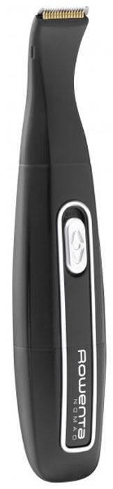 Rowenta TN3600F0 мультинаборTN3600F0Универсальный мини-набор для стрижки волос от Rowenta TN3600F0 - это надежныйпомощник, как дома, так и впутешествии.Титановое покрытие лезвий в 3 раза прочнее стали и увеличивает их срок службы и остроту,обеспечиваявысочайшее качество стрижки Технология Wet&Dry обеспечивает непревзойденное удобство использования дажепод душем Регулируйте длину ваших волос в зависимости от ваших предпочтений и получайтеидеальный результатвсегдаМинимальная длина может меняться от 0.5 мм (без насадки) до 3 мм (с насадкой),максимальная длина - 6 мм. Для стрижки используются титановые лезвия, шириной 20 мм.