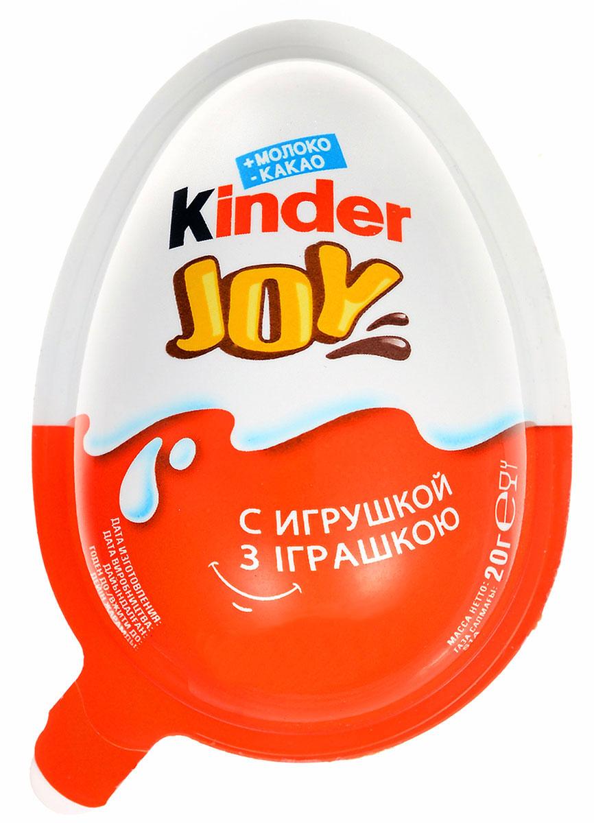 Kinder Joy Кондитерское изделие с игрушкой, серия Звездные войны, 20 г