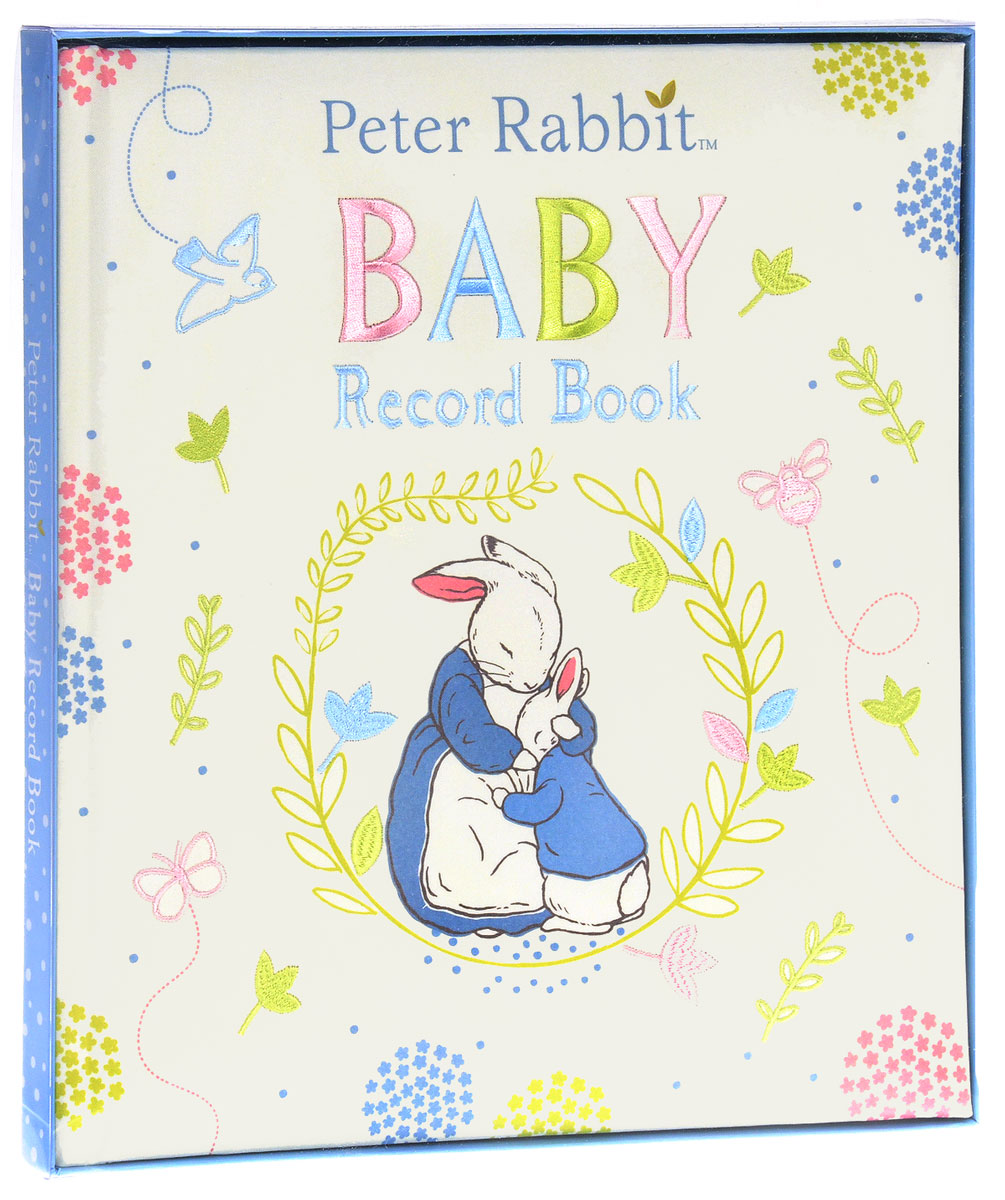 Peter Rabbit Baby: Record Book