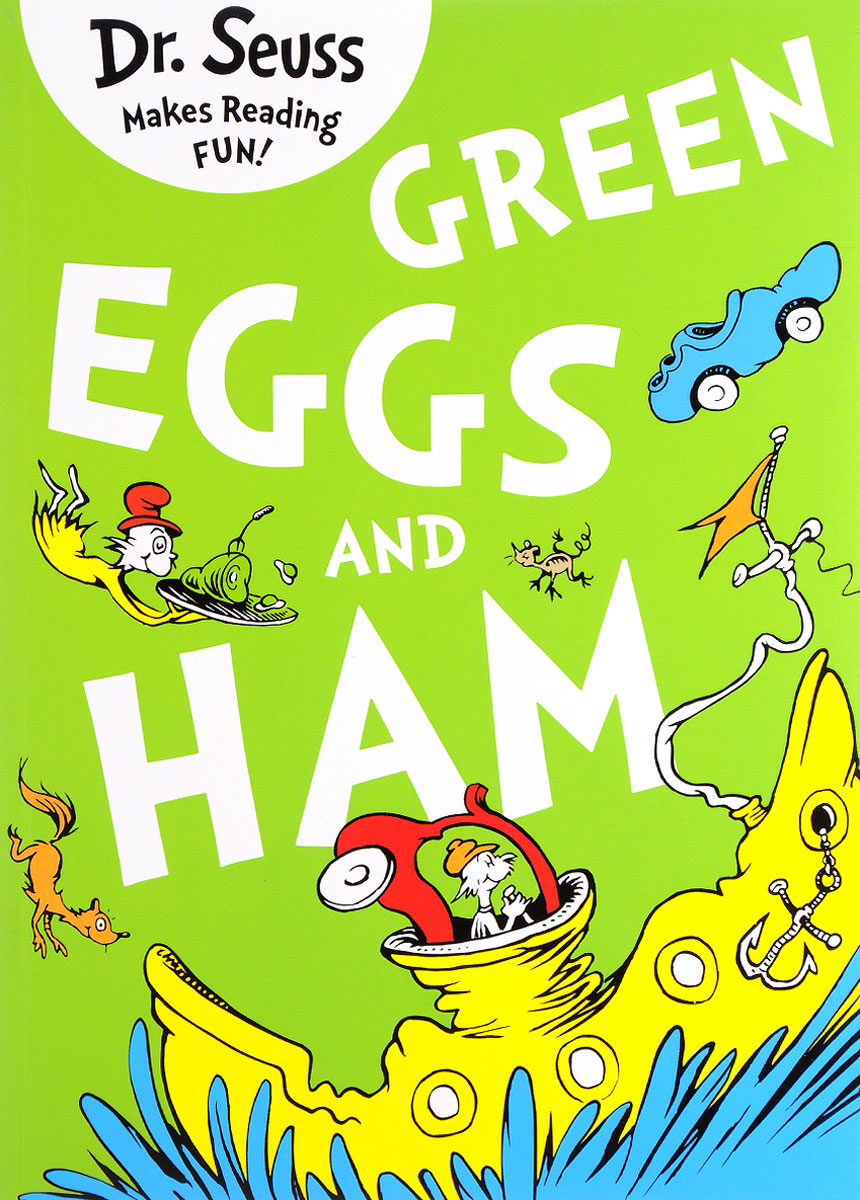 Green Eggs and Ham bulgakov m the fatal eggs