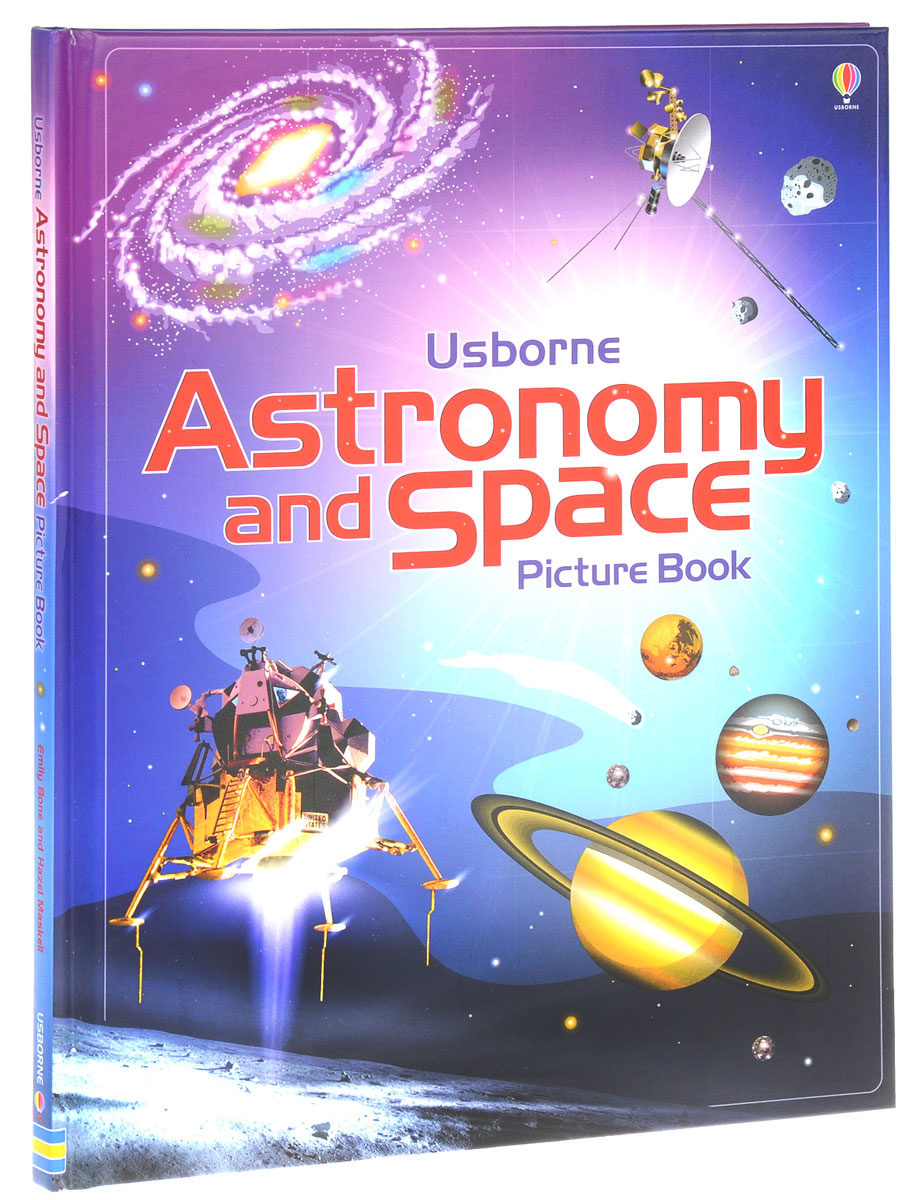 Astronomy and Space Picture Book our distant cousins