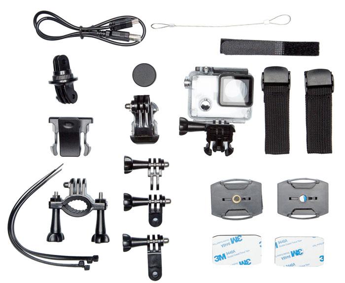 AC-Robin ZED1, Silverэкшн-камера AC-Robin