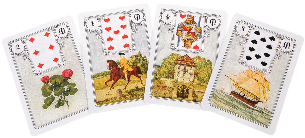 Купить колоду карт для гадания гадание на судьбу на гадальных картах