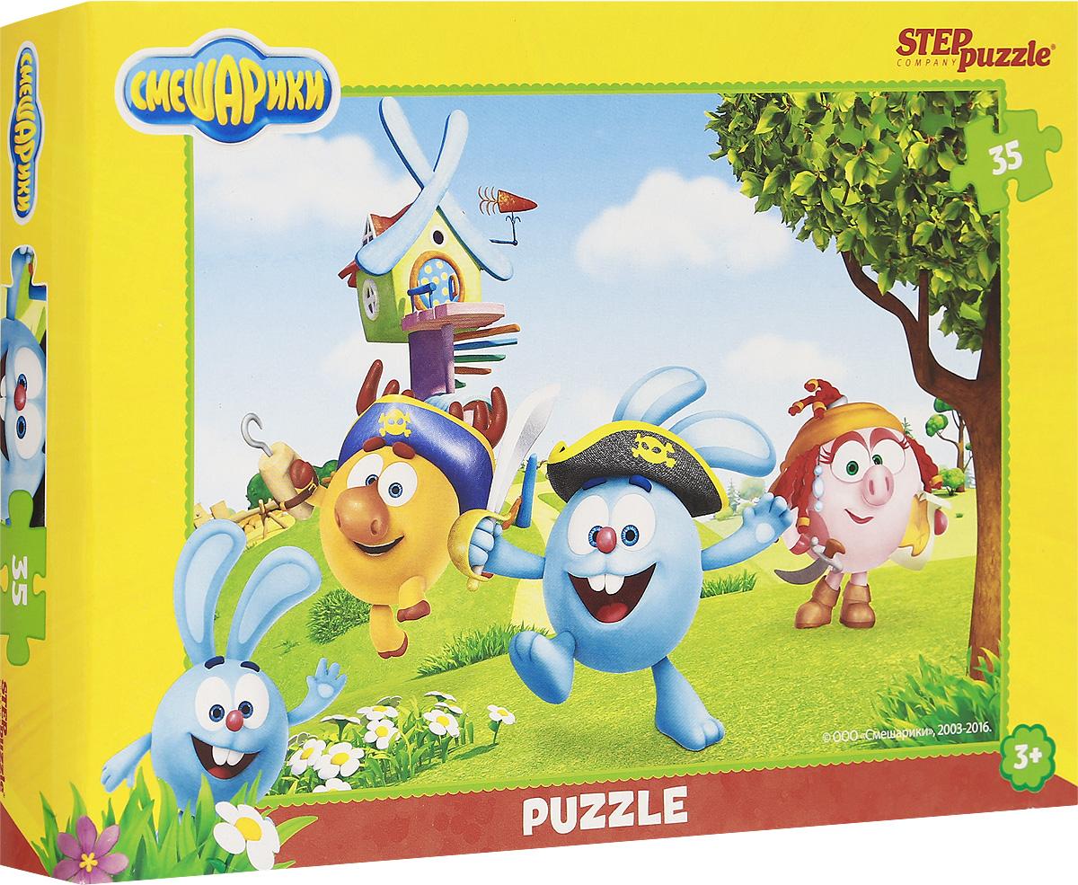 Step Puzzle Пазл для малышей Смешарики 91146