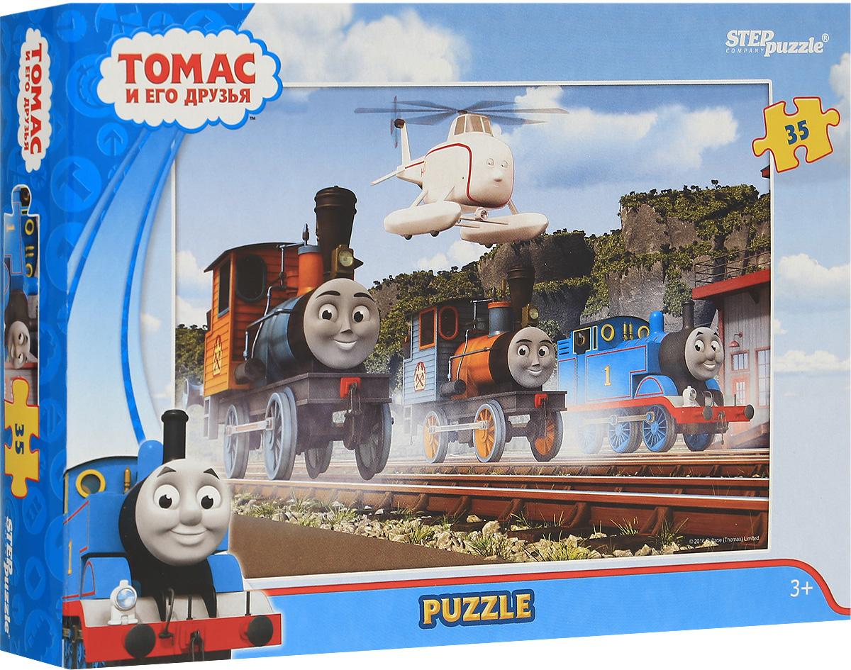 Step Puzzle Пазл для малышей Томас и его друзья 91147 пазл step puzzle томас и его друзья 160 элементов 94058