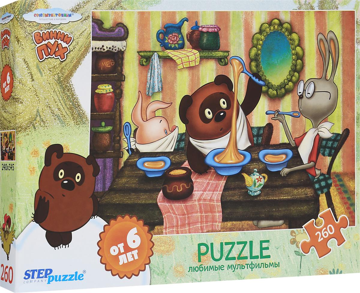 Step Puzzle Пазл Винни Пух 74061