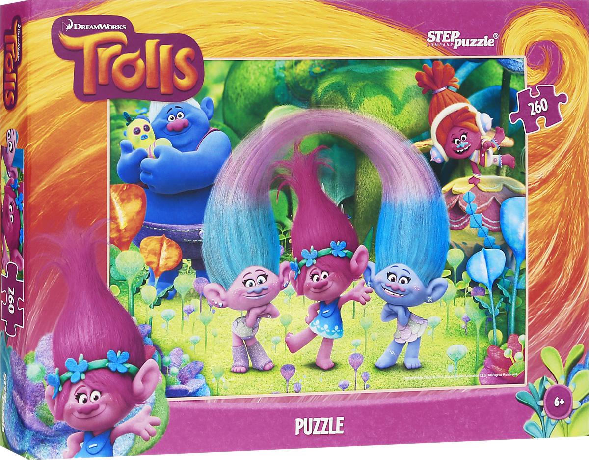Step Puzzle Пазл Trolls 95053