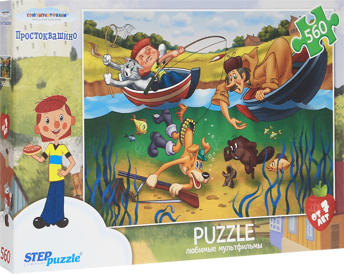 Step Puzzle Пазл Простоквашино 78083