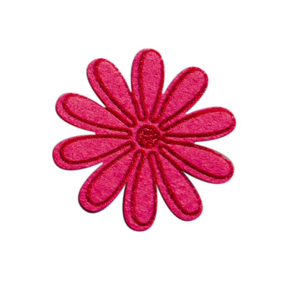 Фигурки из фетра Glorex Цветы, 4 шт318810Фетр пользуется большой популярностью среди рукодельниц. Его любят за эстетичный вид, практичность и отличную текстуру. Из данногоматериала вашему вниманию предлагаются заготовки Glorex. Широкое разнообразие цветов и форм поможет реализовать творческие задумки игармоничным образом дополнить ваше творение. Из фетра можно создавать обложки для книг, ежедневников, игрушки, декоративные чехлы дляподушек и многое, многое другое.