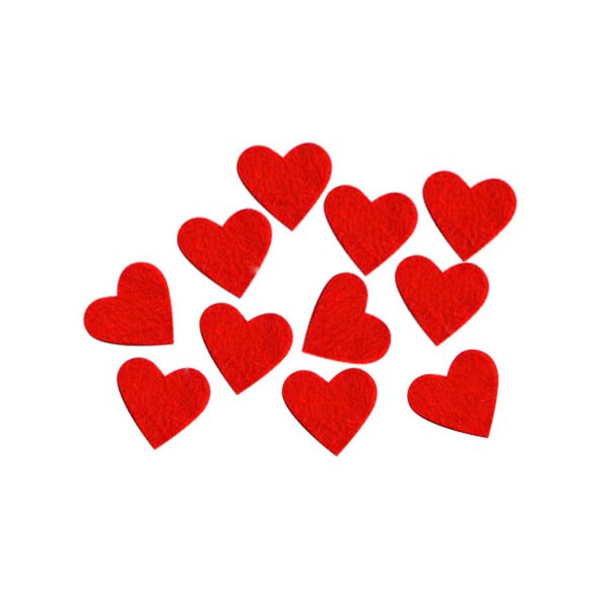 Фетр для творчества Glorex Сердца, цвет: красный, 5 х 5 см, 12 шт318825Фетр для творчества Glorex Сердца изготовлен из 100% полиэстера. Фетр является отличным материалом для декора и флористики. Используется для изготовления открыток ручной работы и скрап-страничек, для созданиябижутерии и многого другого.