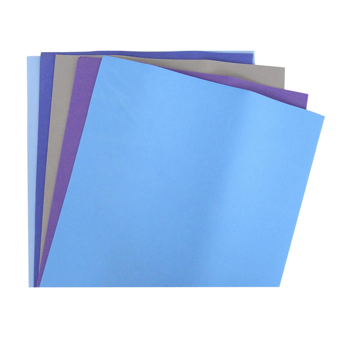 Фоамиран Астра, цвет: серо-синий, 25 х 25 см, 5 шт583540_ф-0001 серо-синийФоамиран Астра - это пластичная замша, ее можно применить для создания разнообразного вида декора: открытки, магнитики, цветы, забавные игрушки и т.д. Главная особенность материала фоамиран заключается в его способности к незначительному растяжению, которого вполне достаточно для запоминания изделием своей формы.На ощупь мягкая синтетическая замша очень приятна и податлива, поэтому работать с ней не составит труда даже начинающему.Размер ткани: 250 x 250 мм. В упаковке 5 штук.