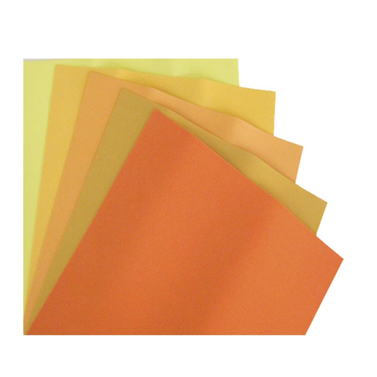 Фоамиран Астра, цвет: желтый, 25 х 25 см, 5 шт583540_ф-0004 желтыйФоамиран Астра - это пластичная замша, ее можно применить для создания разнообразного вида декора: открытки, магнитики, цветы, забавные игрушки и т.д. Главная особенность материала фоамиран заключается в его способности к незначительному растяжению, которого вполне достаточно для запоминания изделием своей формы.На ощупь мягкая синтетическая замша очень приятна и податлива, поэтому работать с ней не составит труда даже начинающему.Размер ткани: 250 x 250 мм. В упаковке 5 штук.