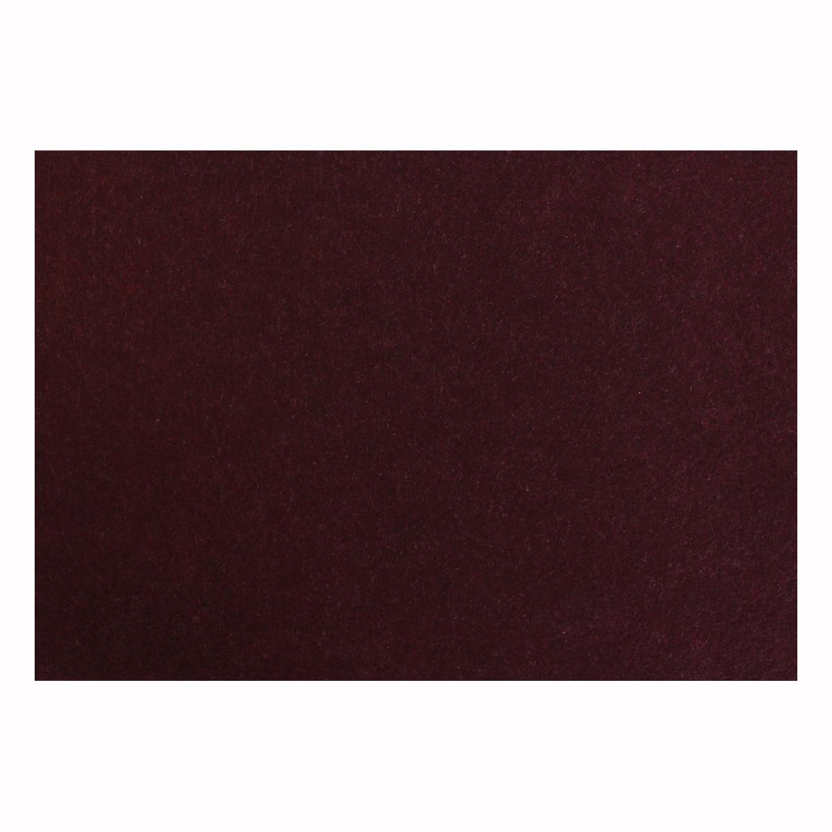 Фетр листовой Астра, цвет: бордовый, 20 х 30 см, 10 шт7708618_YF 617 бордо