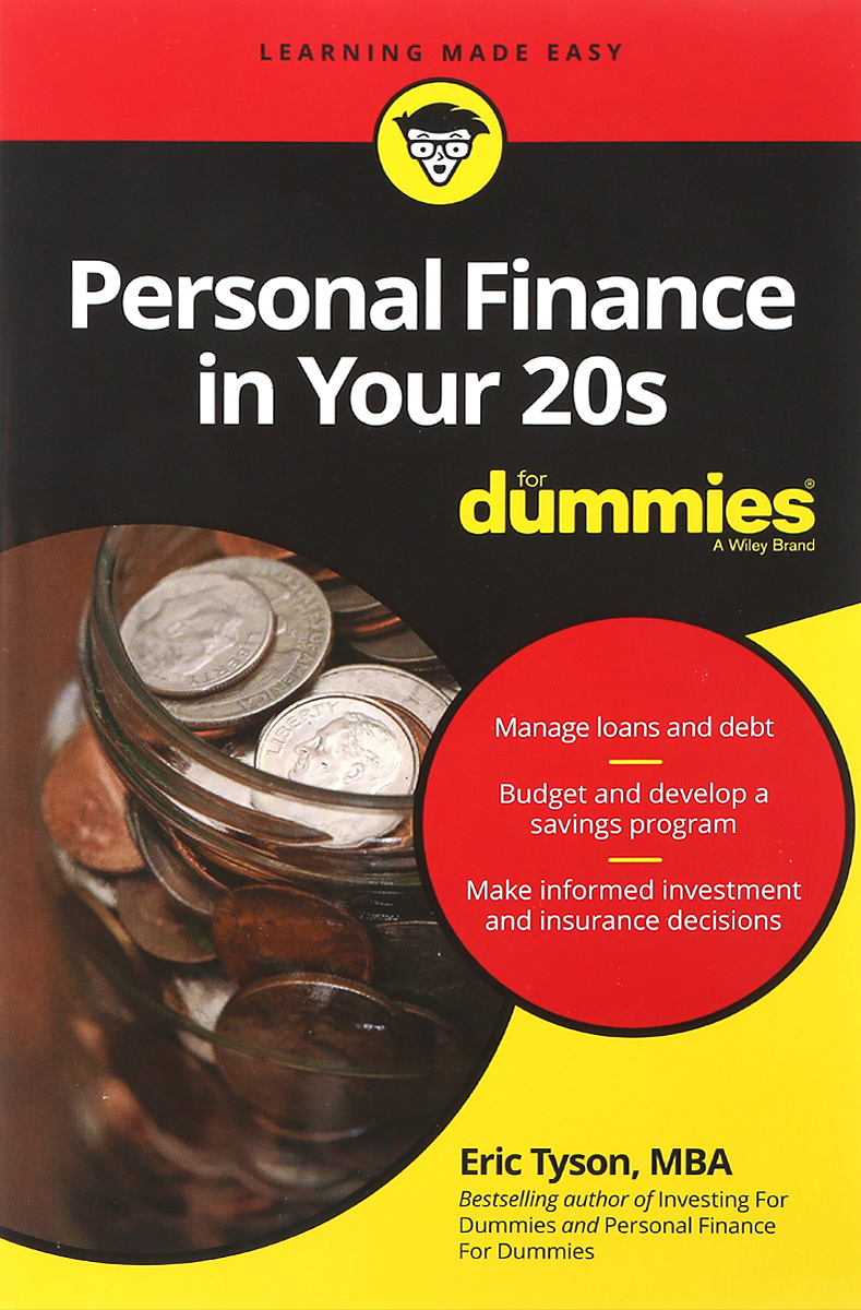 Personal Finance In Your 20s For Dummies tony martin personal finance for canadians for dummies