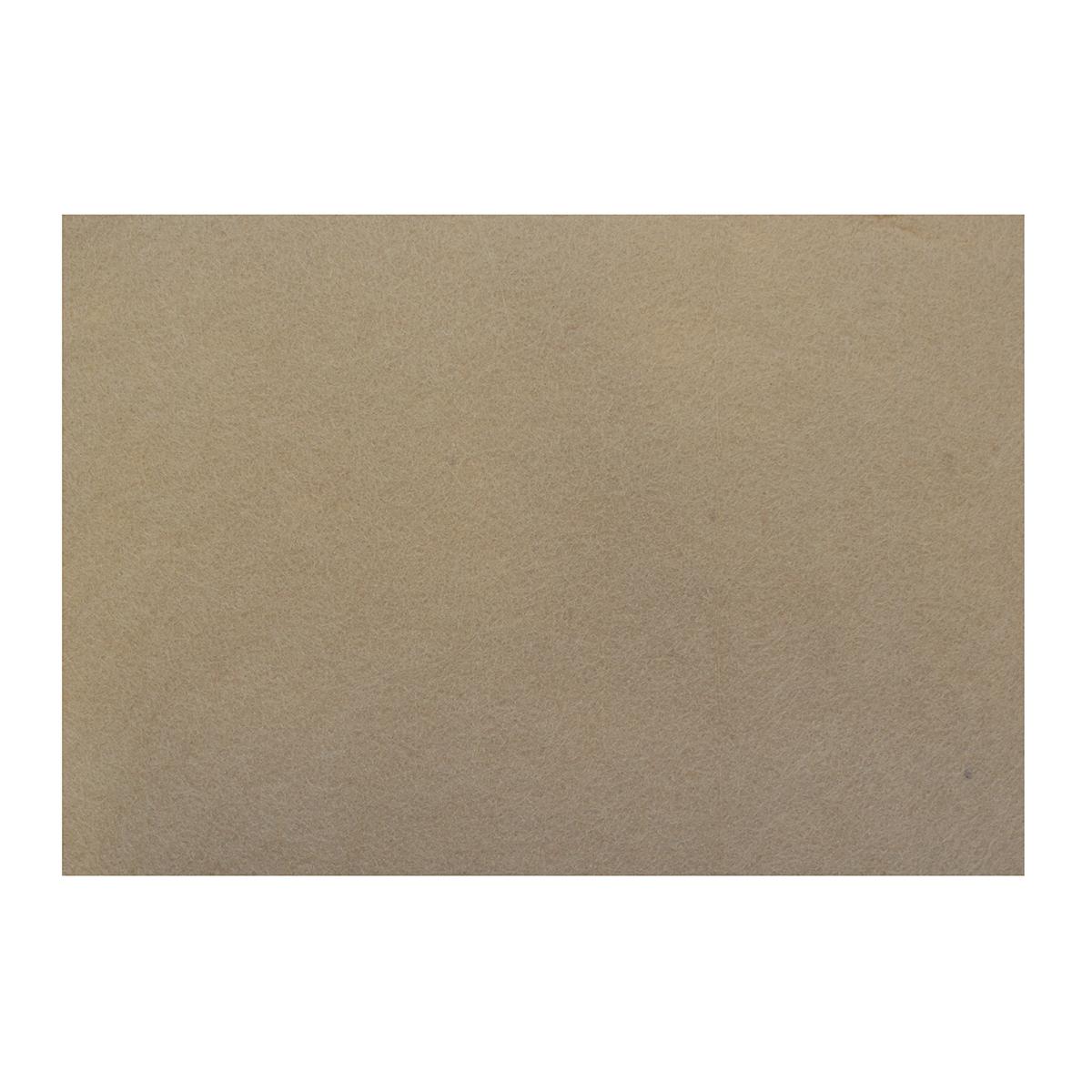 Фетр листовой Астра, цвет: бежевый, 20 х 30 см, 10 шт7708618_YF 641 бежевыйФетр декоративный Астра очень приятен в работе: не сыпется, хорошо клеится, режется и сгибается в любых направлениях. Фетр отлично сочетается с предметами в технике фильцевания.Из фетра получаются чудеснейшие украшения (броши, подвески и так далее), обложки для книг, блокнотов и документов, картины, интересные детали дляинтерьера и прочее.Размер одного листа: 200 x 300 мм.