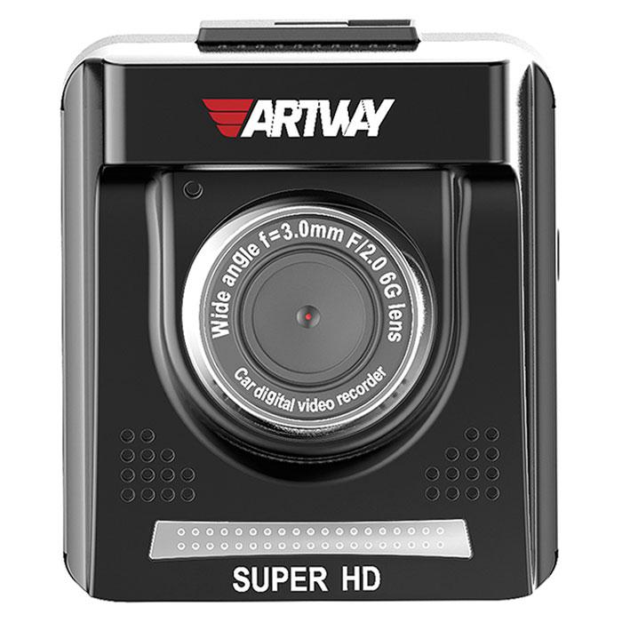 Artway AV-710, Black видеорегистраторAV-710Автомобильный видеорегистратор Artway AV-710 станет прекрасным помощником любого водителя в пути. Он способен не только зафиксировать всё происходящее в дороге на видео отличного качества, но и заранее предупредить о возможных опасностях, подстерегающих в пути, а также о приближении к ранее сделанной путевой отметке, обозначающей важный объект.Высочайшее качество записи видеорегистратора в полтора раза лучше популярного Full HD, позволяет добиться максимально качественной картинки и в дневное, и в ночное время: вы сможете рассмотреть не только номерные знаки, но и мельчайшие действия водителя, а также обстоятельства происшествия.Видео такого высокого качество позволит вам доказать свою невиновность в случае судебных разбирательств.Функция HDR обеспечивает особый режим съёмки, при котором камера одновременно делает три кадра с разной выдержкой. Дальше происходит совмещение этих трёх кадров в один. Получающийся кадр обладает положительными сторонами каждого из трёх исходных и в то же время лишён их недостатков.GPS-информатор является расширенной функцией GPS -модуля и отличается от обычного GPS-трекера дополнительным функционалом: он не только накладывает GPS — координаты и скорость на видеозапись, но и оповещает водителя о приближении к радарным комплексам, в том числе к малошумным радарам и системам контроля средней скорости, таким как Автодория с информированием о расстоянии до них.Полезной функцией GPS-информатора является то, что он нетолько определяетприближение к системе Автодория, но и вычисляет, контролирует среднюю скорость движения автомобиля на участке контроля скорости, предупреждая о ее превышении.На каком расстоянии вы хотели бы получать предупреждение от радар-детектора о приближении к точке контроля скорости? Встроенная функция OCL позволит водителю выбрать оптимальное значение в диапазоне:400 / 600 / 800 / 1000 / 1500 м.Функция OSL позволяет установить допустимое значение превышения максимальной разрешенной 