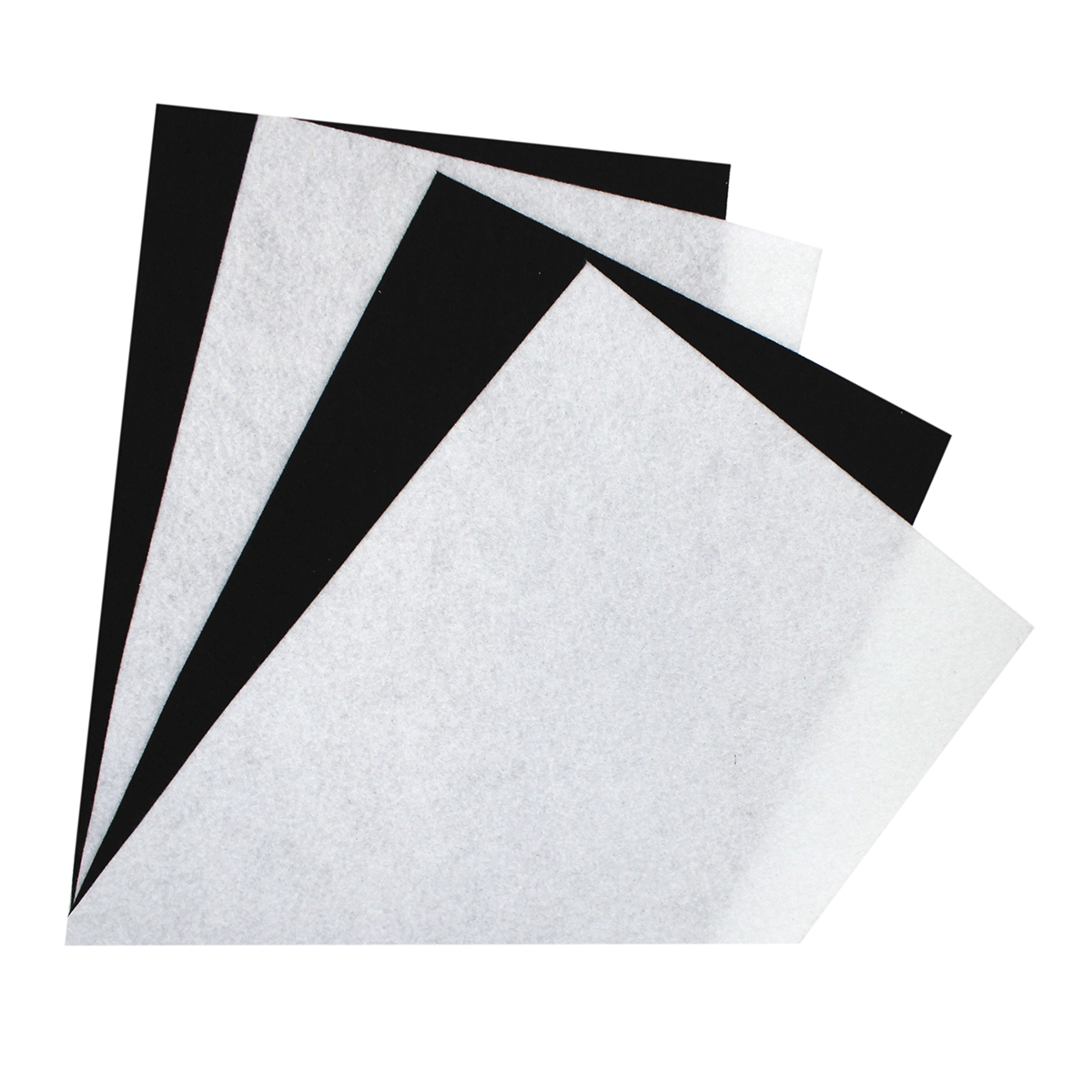 Фетр листовой Астра Ассорти, 20 х 30 см, 4 шт. 7715420_87715420_8
