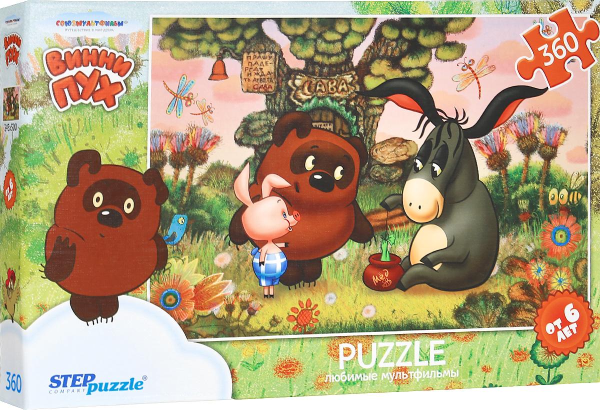 Step Puzzle Пазл Винни Пух 73066