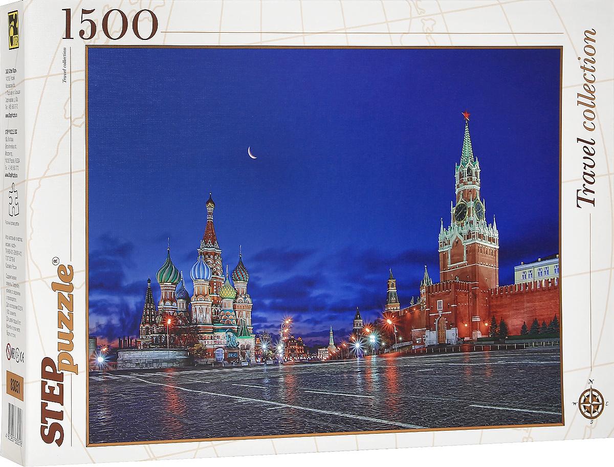 Step Puzzle Пазл Москва Красная площадь 83051