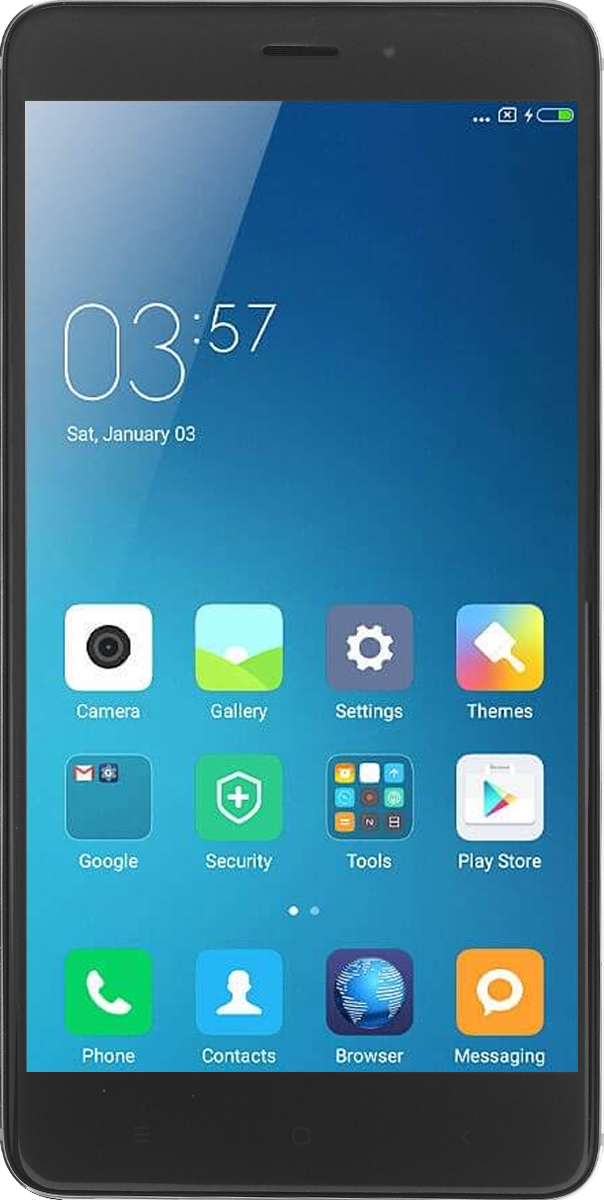 Xiaomi Redmi Note 4 (64GB), Grey