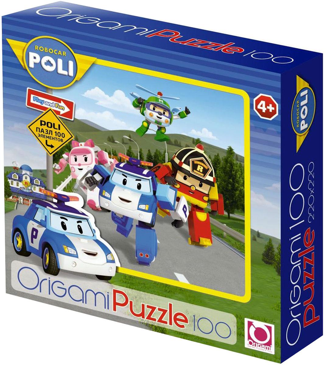 Оригами Пазл Robocar 05900