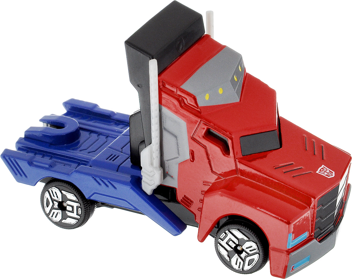 Dickie Toys Машинка Transformers Optimus Prime simba dickie optimus prime