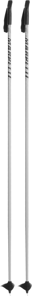 Палки для беговых лыж Marpetti, длина 155 см338438-155Спортивные палки Marpetti - это превосходный выбор для любителей активного катания на лыжах. Модель выполнена из легкого алюминия. Пластиковая рукоятка имеет удобный хват, благодаря которому рука не мерзнет и не скользит. Гоночный темляк удобно надевается и надежно поддерживает кисть. Большая гоночная лапка с твердосплавным наконечником не проваливается в снег.Спортивные палки подойдут как начинающим лыжникам, так и опытным спортсменам.Как выбрать беговые лыжи. Статья OZON Гид