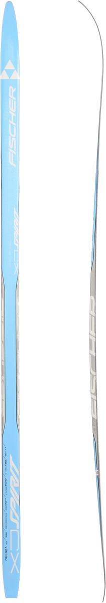 Лыжи беговые Fischer Spirit Crown Blue Jr, цвет: голубой, серый, длина 150 смN64015Fischer Spirit Crown Blue Jr - это добротные, надежные, универсальные беговые лыжи для детей. Изделия изготовлены из прочных материалов. Оптимизированная система воздушных каналов в структуре деревянного сердечника Air Channel отличается высочайшей прочностью и оптимальным распределением веса. Универсальная обработка обеспечивает прекрасное скольжение. Классические лыжи с насечками, отличный вариант для освоения техники катания и занятий на уроках физкультуры.Геометрия: 51-47-50 мм.