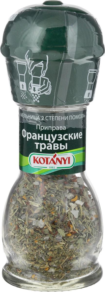 Kotanyi Приправа Французские травы, 33 г colosseo 70115 4